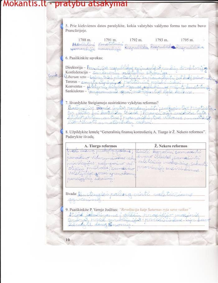 Istorija-9-klasei-10-puslapis