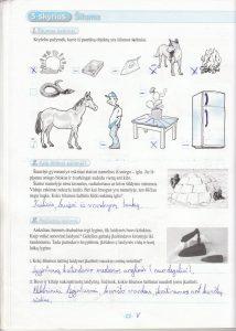 Biologija 5 klasei 1 dalis 22 puslapis