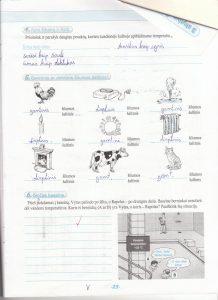 Biologija 5 klasei 1 dalis 23 puslapis
