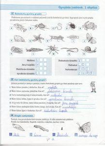 Biologija 5 klasei 1 dalis 7 puslapis