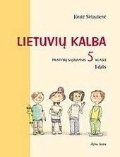 Lietuviu kalbos 5 klasei 1 dalis pratybų atsakymai nemokamai virselis