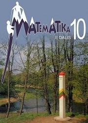Matematika 10 klasei 2 dalis mokytojo knyga pratybų atsakymai nemokamai virselis 180x250