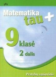 Matematika Tau Plius 9 klasei 2 dalis pratybų atsakymai nemokamai virselis 180x250