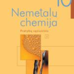 Nemetalų chemija 10 klasei 1 dalis pratybų atsakymai nemokamai virselis 180x250
