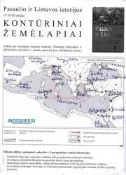 Pasaulio ir Lietuvos istorijos zemelapiai 1 puslapis 180x250